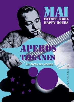 APERO TZIGANE : ANTOINE TATICH