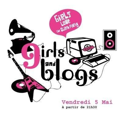 THE CLASH spécial GIRLS & BLOGS