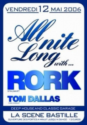 All Nite Long With… RORK