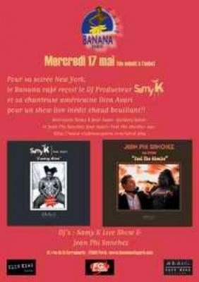 Samy K live show & jean phi sanchez