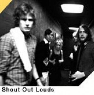 SHOUT OF LOUDS + THE OPEN + ROCK N'ROLL INROCKS INDIE CLUB