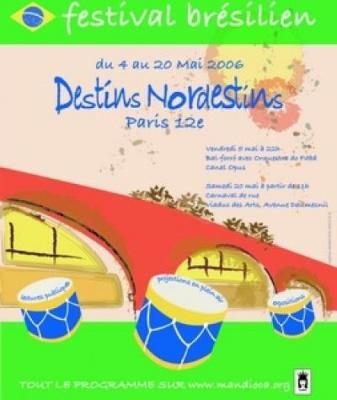 Destins Nordestins: peintures d Heloisa Novaes