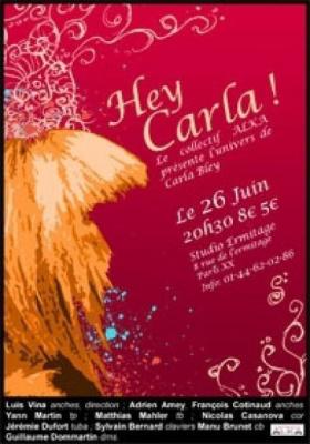 Hey Carla