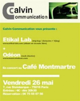 ETIKAL LAB et ODEON