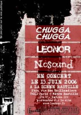 CHUGGA CHUGGA/ LEONOR/ NOSOUND