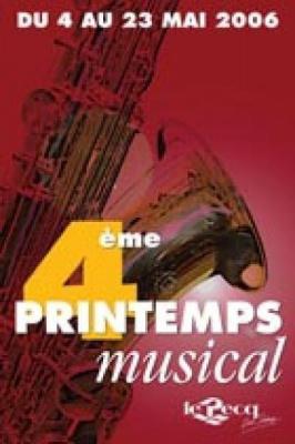 Printemps Musical du Pecq (Yvelines)