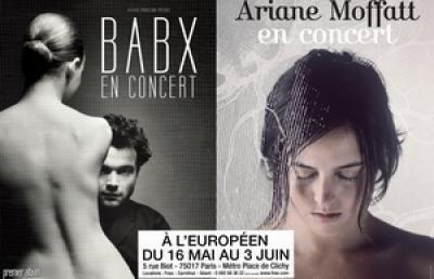 ARIANE MOFFATT + BABX