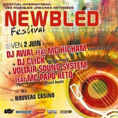 DJ CLICK/ DJ AWAL feat MC HICHAM/VOLTAIR SOUNDSYSTEM&PAPO RETO