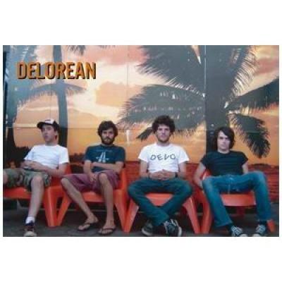 delorean live