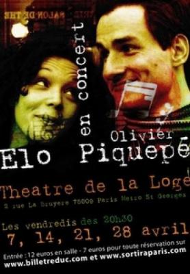 Olivier Piquepé et Elo