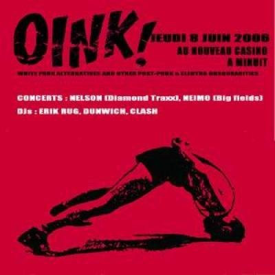 live Nelson/Neimo, dj set : Erick Rug/Dunwich/Clash