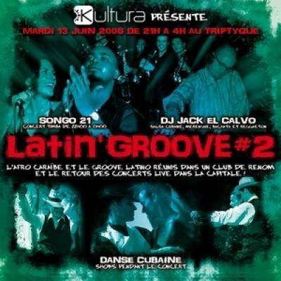 Latin Groove #2
