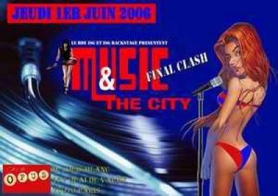 Music and the city  -  Final clash
