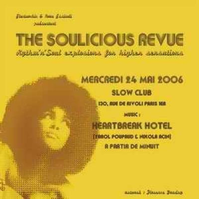 The soulicious revue