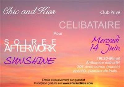 AFTERWORK Chic and Kiss