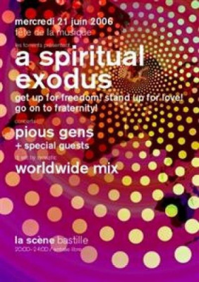A SPIRITUAL EXODUS