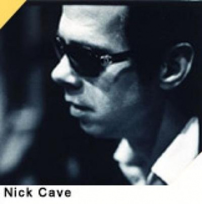 NICK CAVE Solo Performance