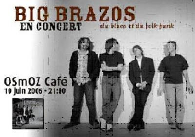 Big Brazos (blues acoustique)