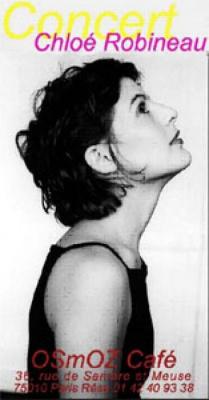Chloé Robineau (Chanson française)