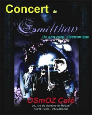 ESMILTHAN (Un son rock, électronique...)