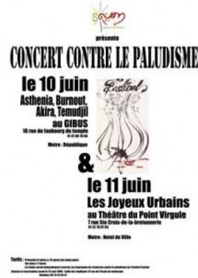FESTIVAL MUSICAL CONTRE LE PALUDISME