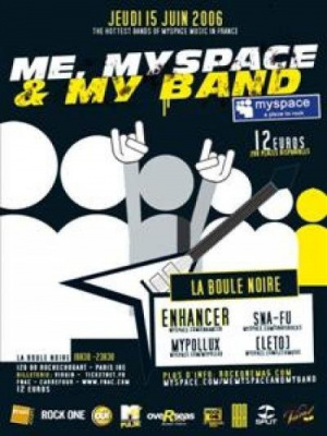 Me, Myspace & My Band, seconde edition