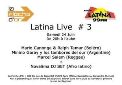 Latina Live #3