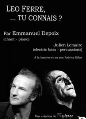 Léo Ferré, tu connais?