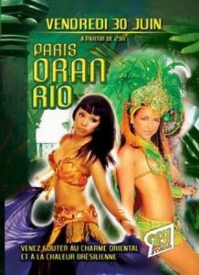Paris Oran Rio