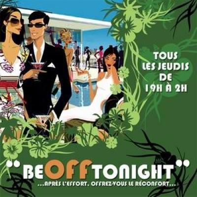 be off tonight