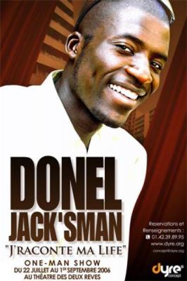 Donel Jack'sman - J Raconte ma Life