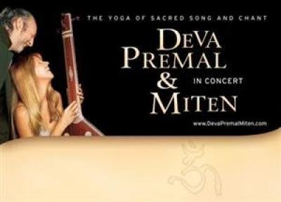DEVA PREMAL & MITEN « YOGA MUSIC »