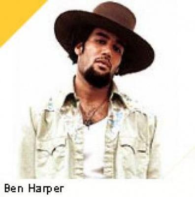 BEN HARPER