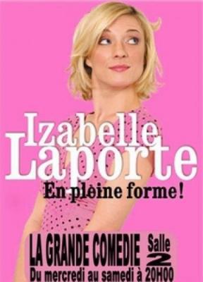 Isabelle Laporte dans: En pleine forme