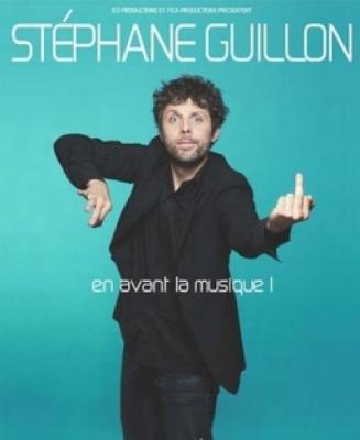 Stephane Guillon dans: En avant la musique   Cat 2