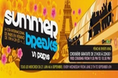 Summer Breaks in Paris