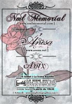 NML MEMORIAL / ANESA/ ANTX