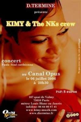 KIMY & THE NKS CREW