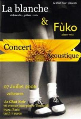 FUKO + LA BLANCHE