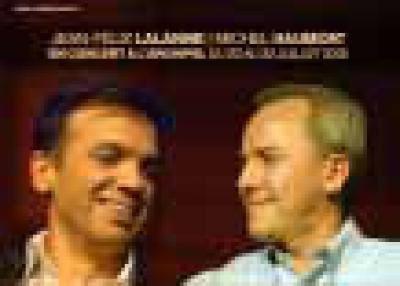 DUO GUITARES : MICHEL HAUMONT & JEAN FELIX LALANNE