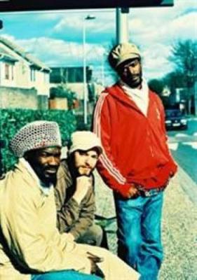 I TRINITY I ex K2R RIDDIM (Reggae Afro Ska)