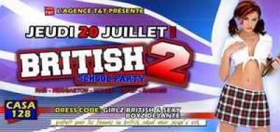 british school party II