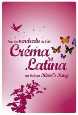 Crema latina spéciale feu d'artifice