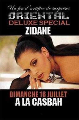Oriental de luxe spéciale  Zidane