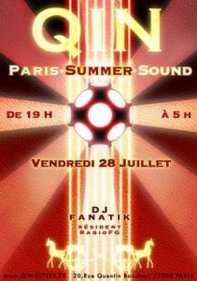 paris summer sound