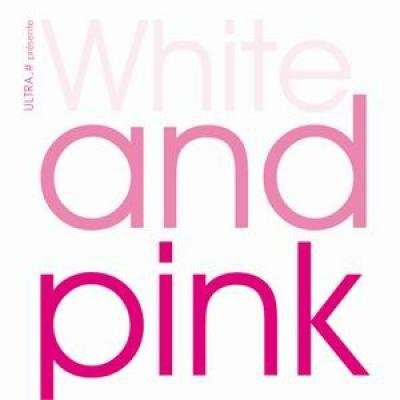 white&pink