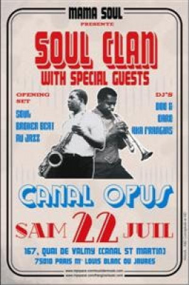 SOUL CLAN + guests
