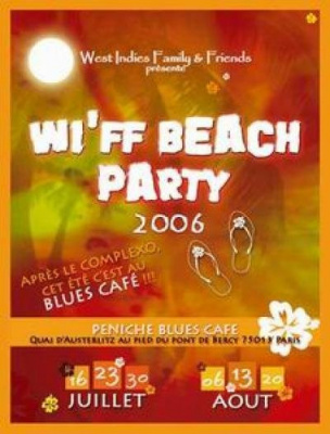 WI'FF BEACH PARTY