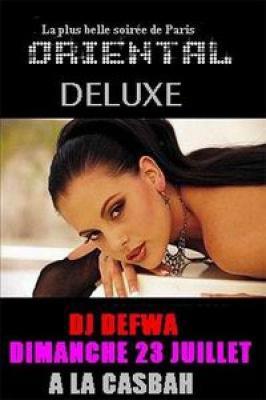 DJ DEFWA@ORIENTAL DELUXE