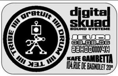 Digital Skaud